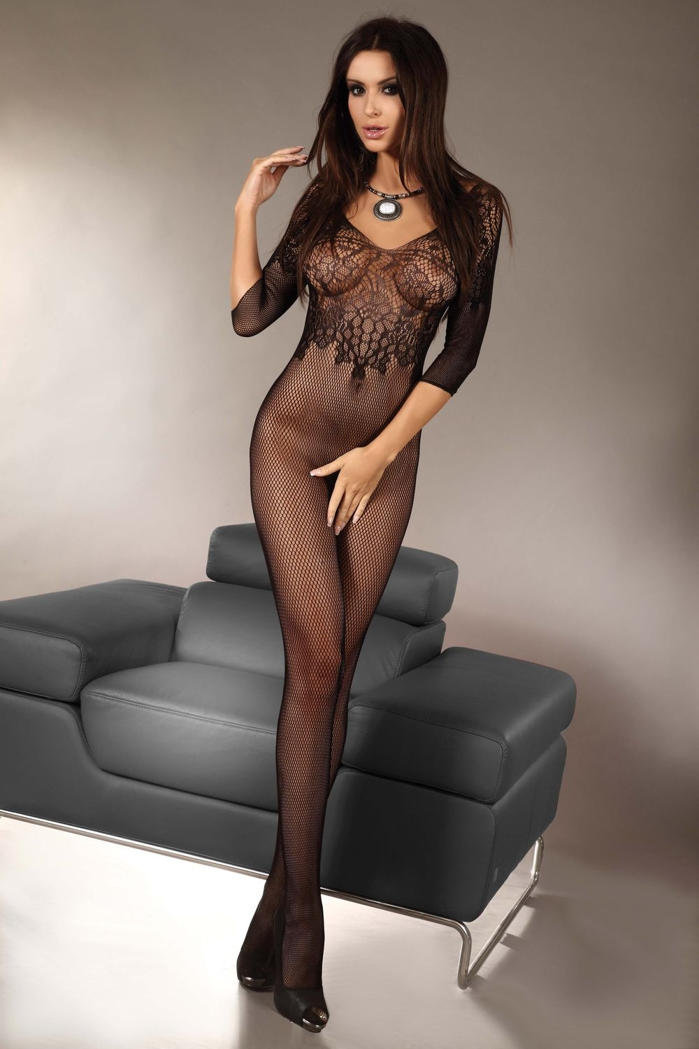 Bodystocking Josslyn black