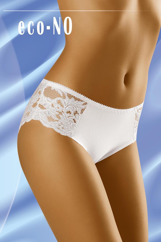Dámské kalhotky eco-No white