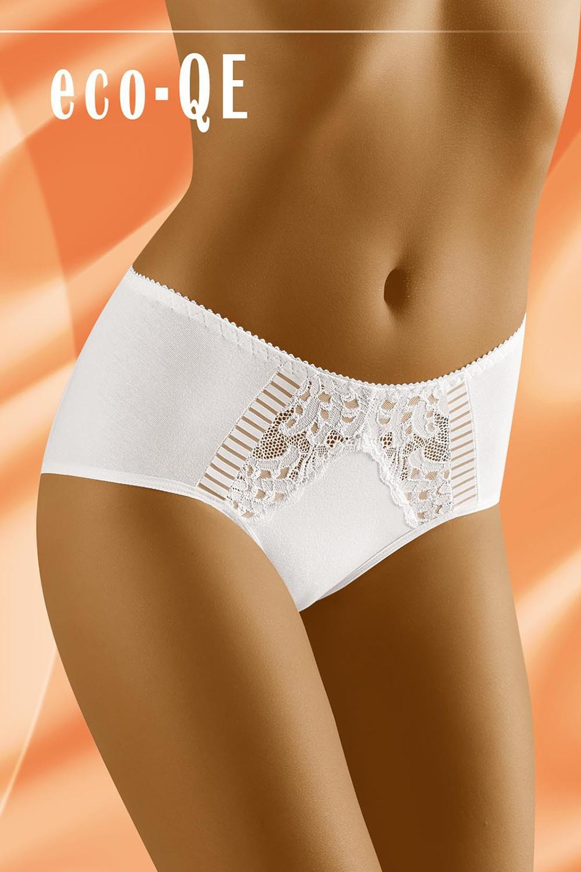 Dámské kalhotky eco-Qe white