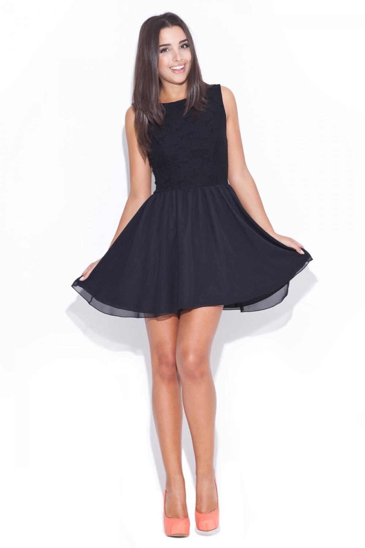 Dámské šaty K007 black