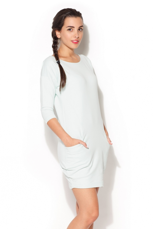 Dámské šaty K181 mint