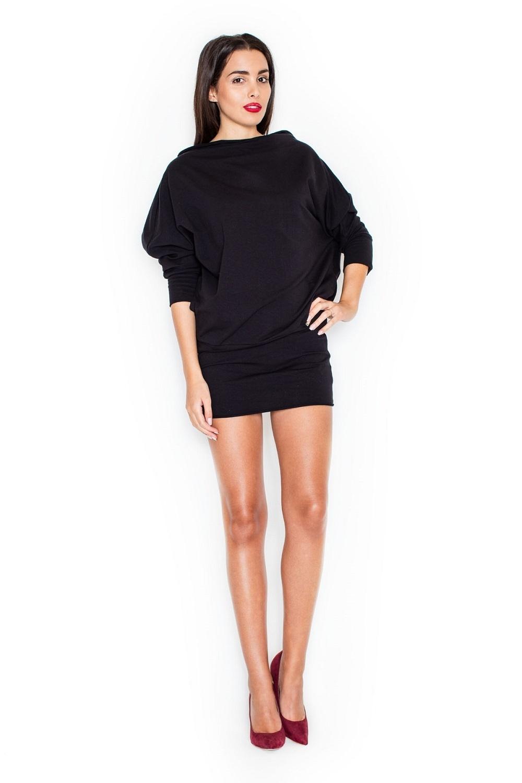 Dámské šaty K254 black