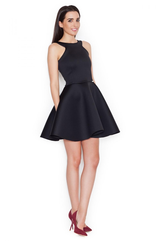 Dámské šaty K265 black