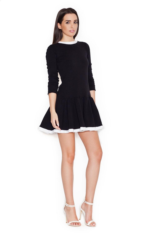 Dámské šaty K266 black