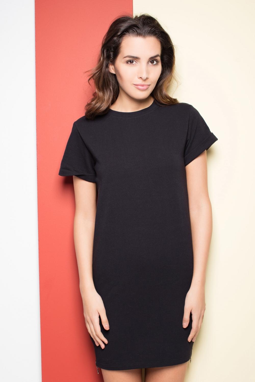 Dámské šaty K349 black