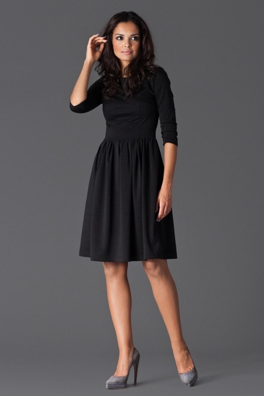 Dámské šaty M117 black