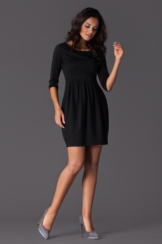 Dámské šaty M122 black