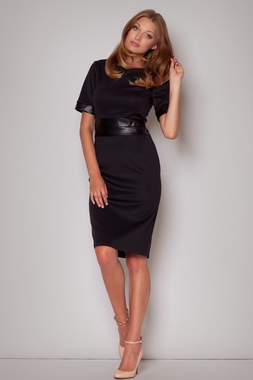 Dámské šaty M204 black