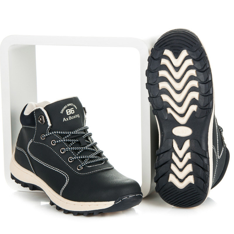 AX BOXING Dámské trekingové boty B7274N