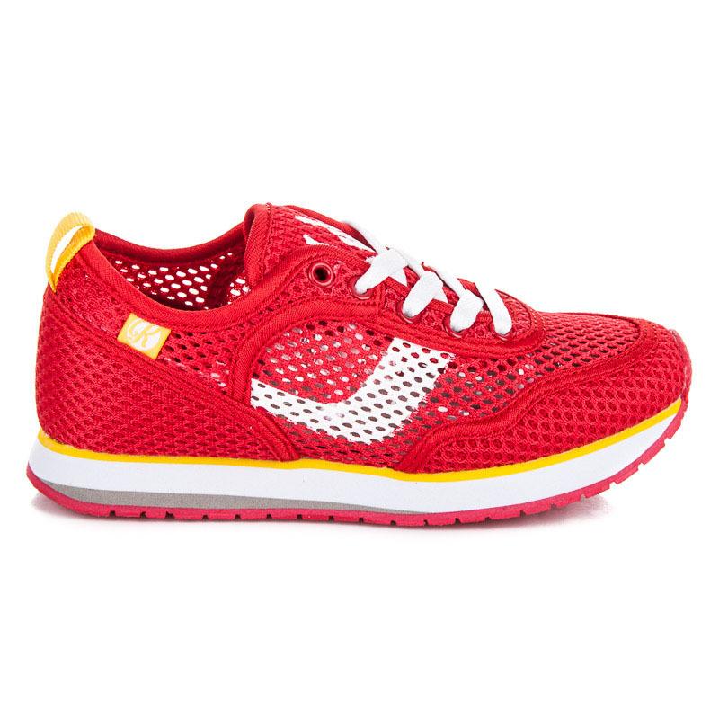 KYLIE Dětská sportovní obuv K1640103ROJO