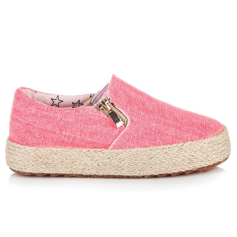 KYLIE Dětská sportovní obuv K1740102F