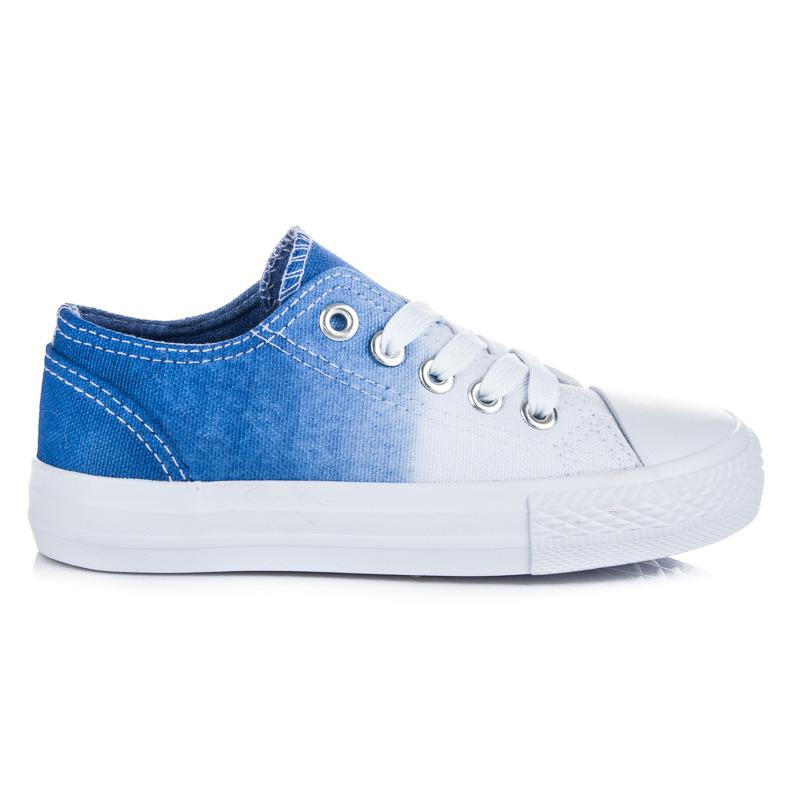 KYLIE Dětská sportovní obuv K1740301MOR