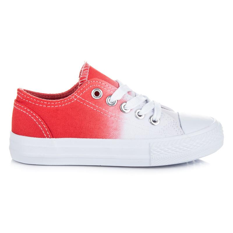 KYLIE Dětská sportovní obuv K1740301NAR