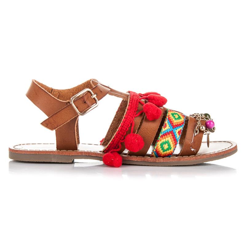 COCO PERLA Dětské sandálky 1369C