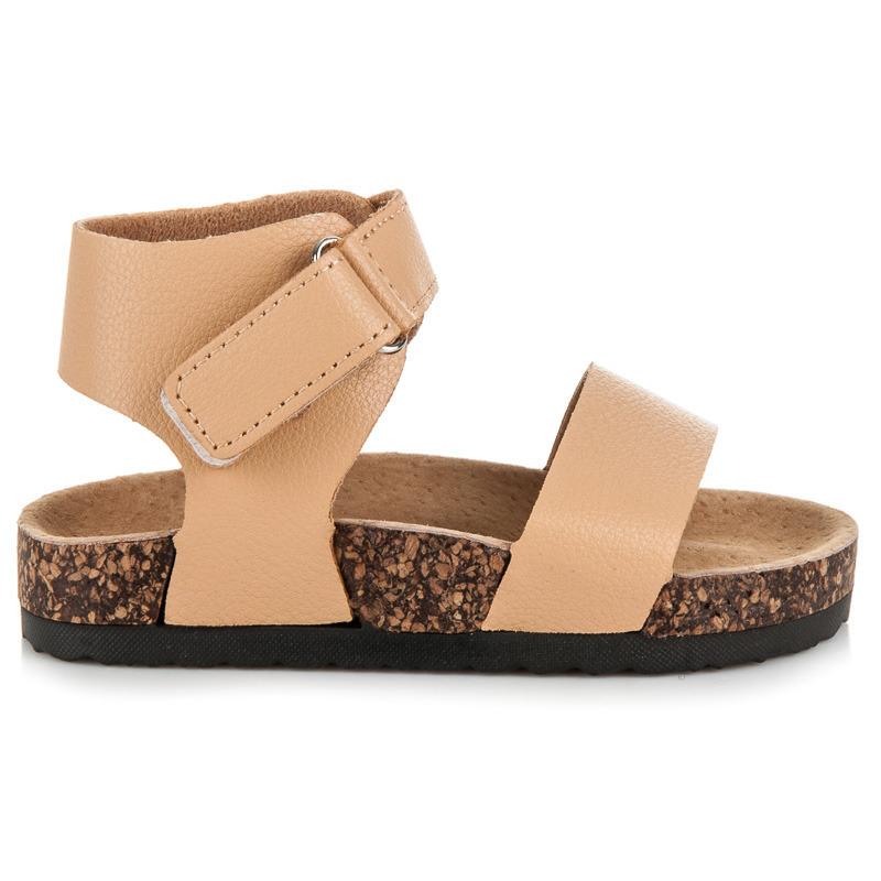 BONA Dětské sandálky 1681G-10BE