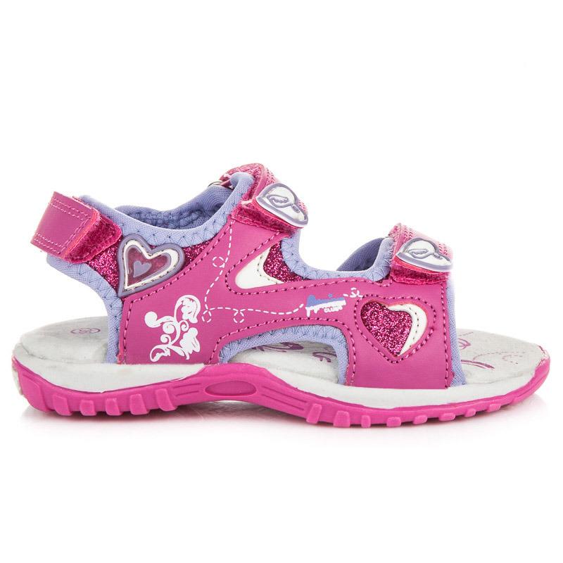 AMERICAN CLUB Dětské sandálky BIF0115F
