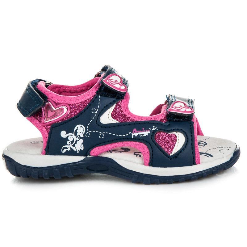 AMERICAN CLUB Dětské sandálky BIF0115N