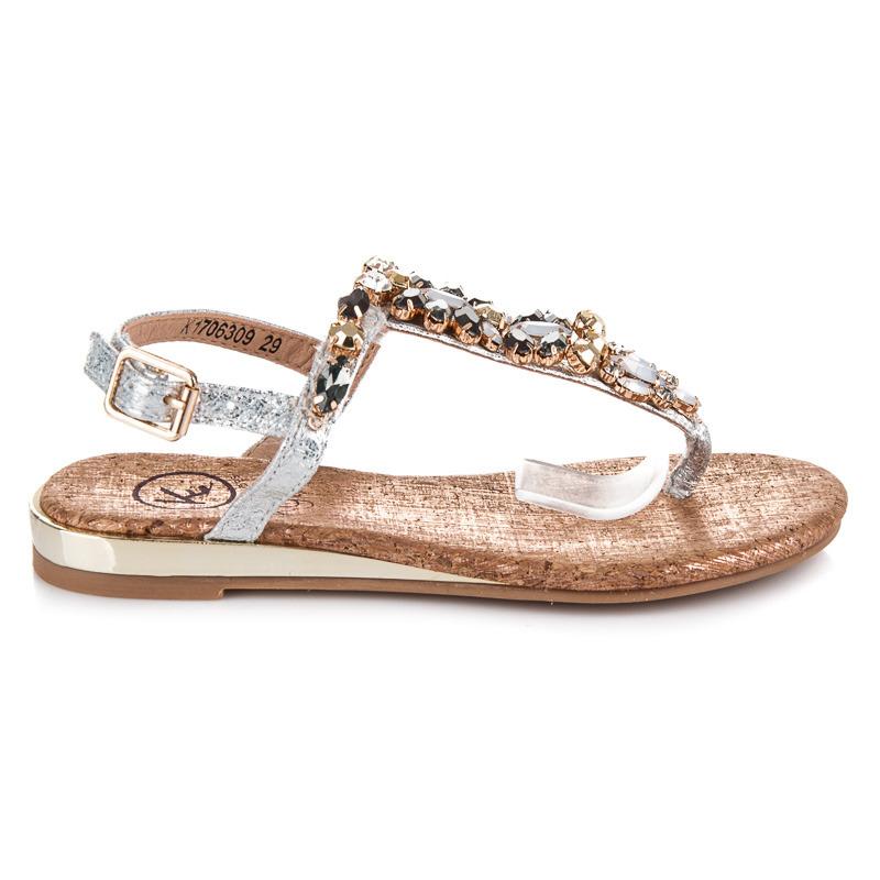 KYLIE Dětské sandálky K1706309NE