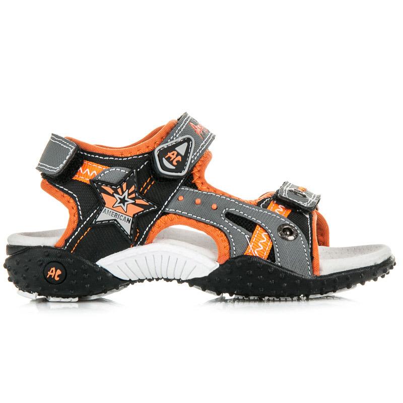 AMERICAN CLUB Dětské sandálky RL1605G