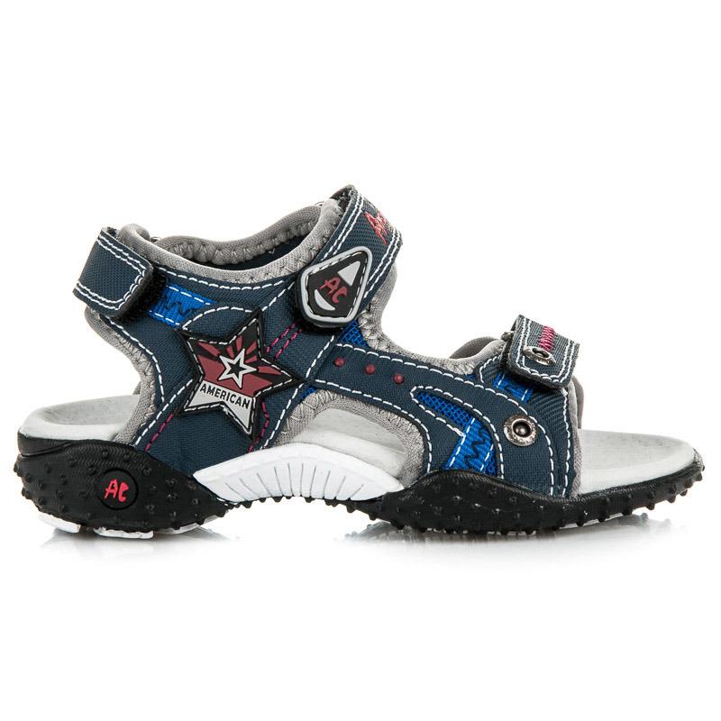AMERICAN CLUB Dětské sandálky RL1605N