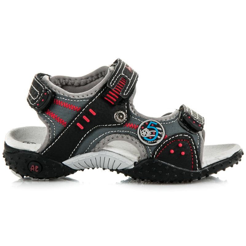 AMERICAN CLUB Dětské sandálky RL1614B