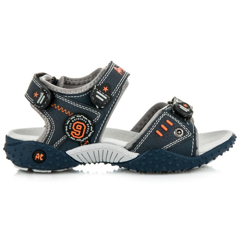 AMERICAN CLUB Dětské sandálky RL1615N
