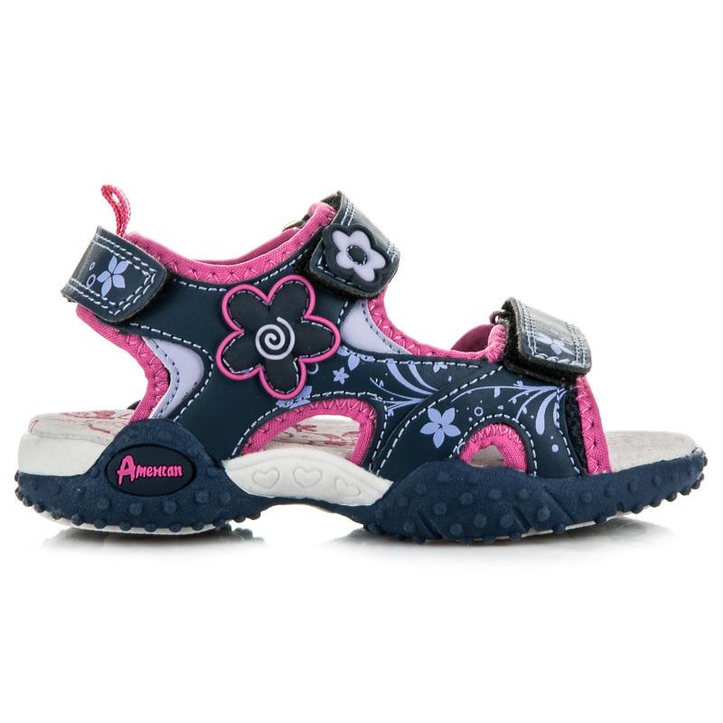 AMERICAN CLUB Dětské sandálky RL1629N