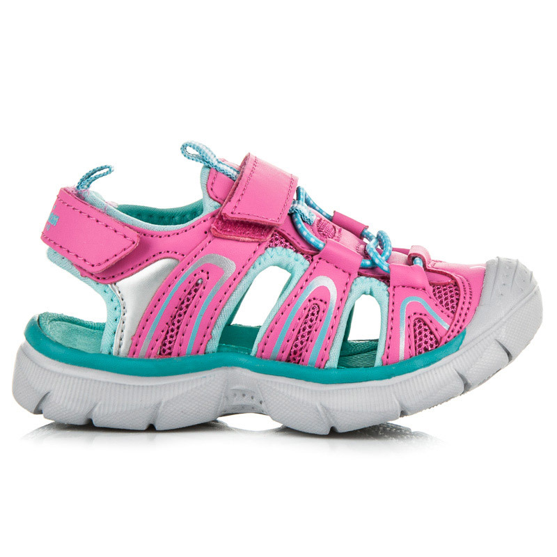 AMERICAN CLUB Dětské sandálky Y10094F