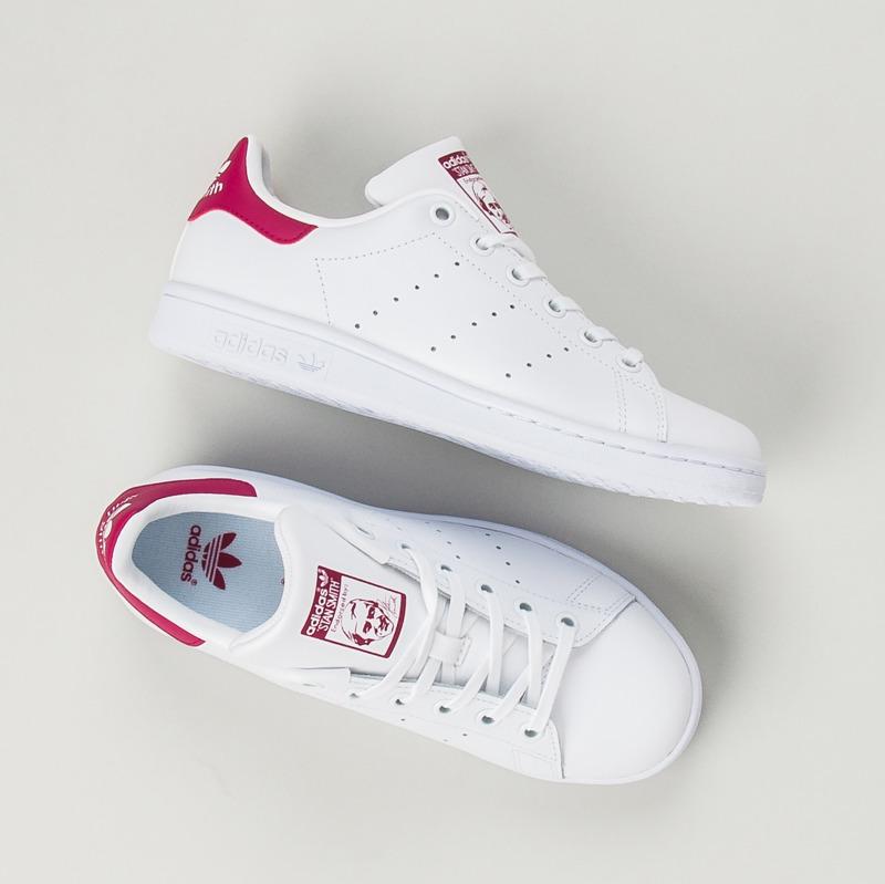 Dokonalé dámské bílé tenisky Adidas