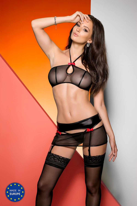 Erotická souprava Libby set