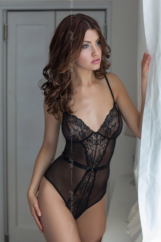 Erotické body Linda black