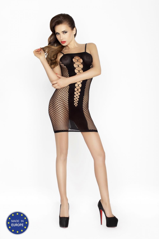 Erotické šaty BS027 black