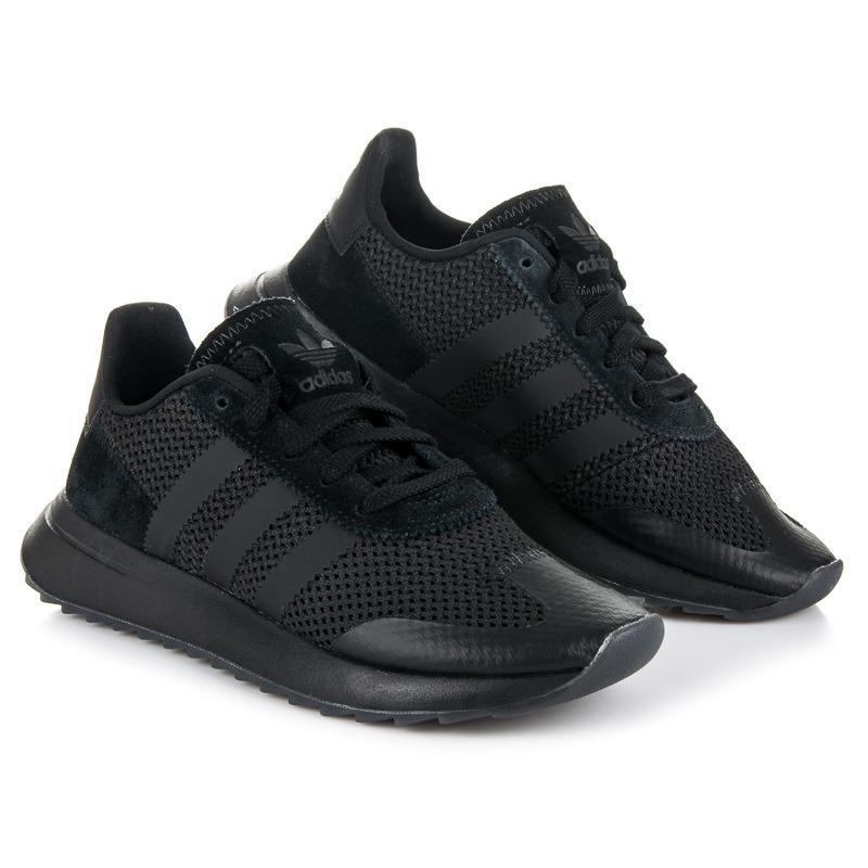 Klasické černé dámské tenisky Adidas