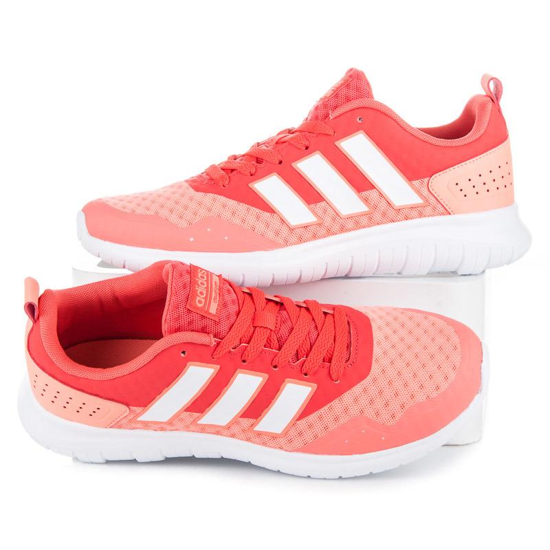 Krásné korálové dámské tenisky Adidas