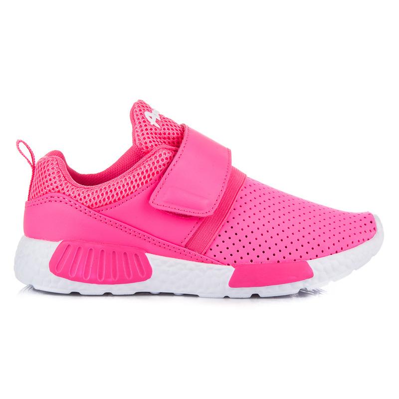 Luxusní dětské růžové tenisky