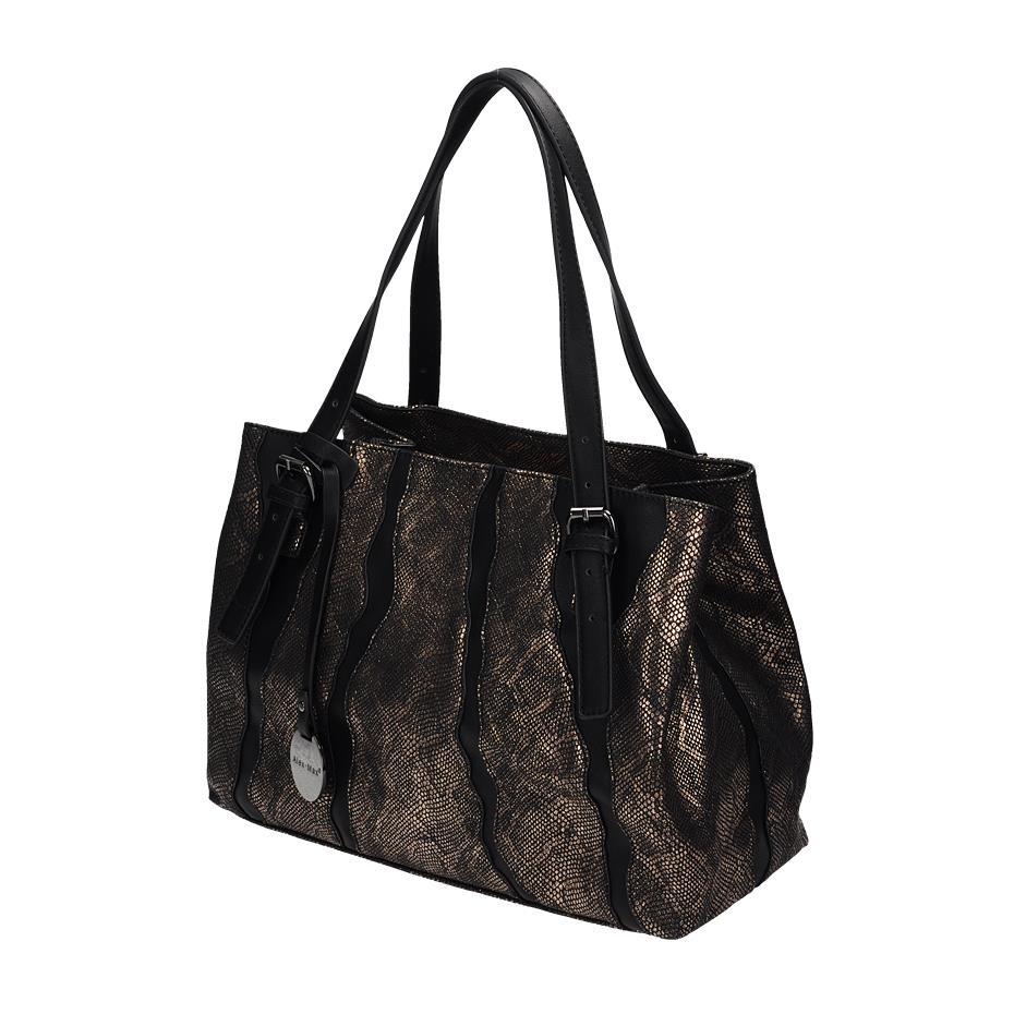 Módní kabelka v lesklém provedení - Módní kabelka v lesklém provedení - různé odstíny