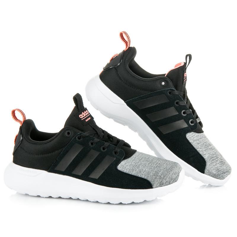 Neodolatelné šedo-černé dámské tenisky Adidas