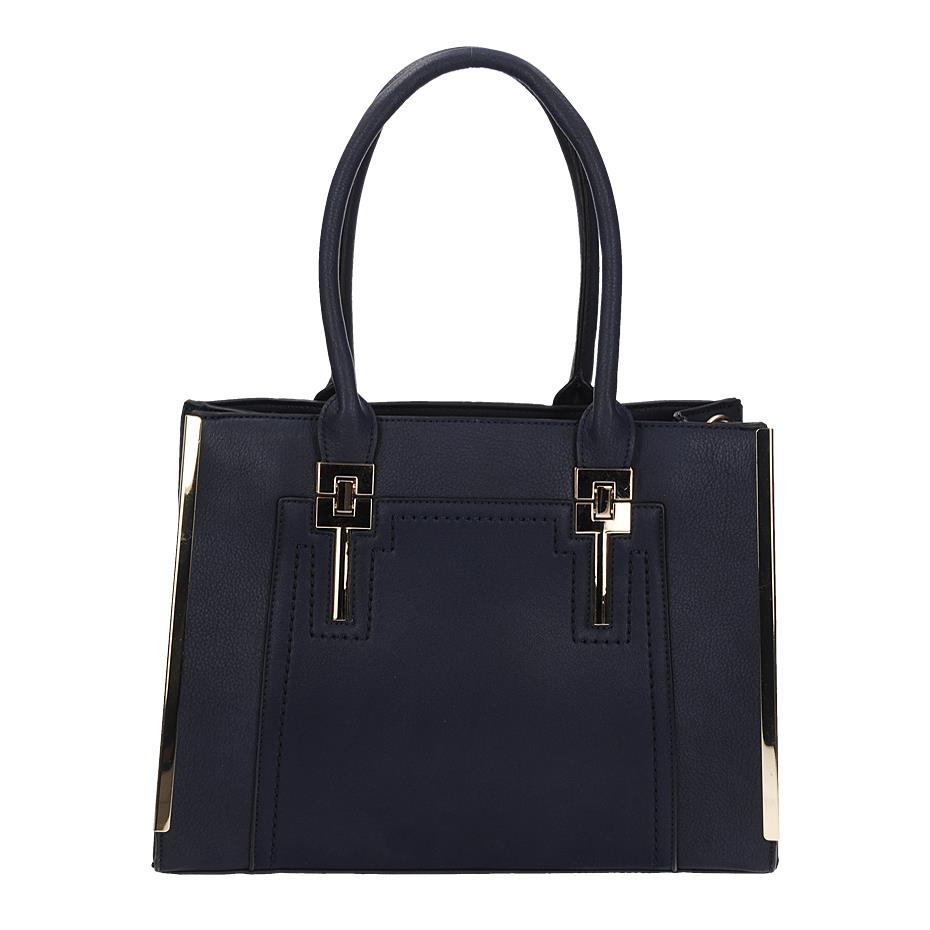 Originální modrá kabelka přes rameno