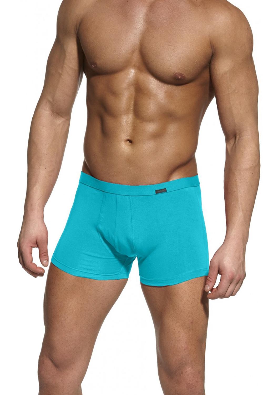 Pánské boxerky Authentic mini turquise