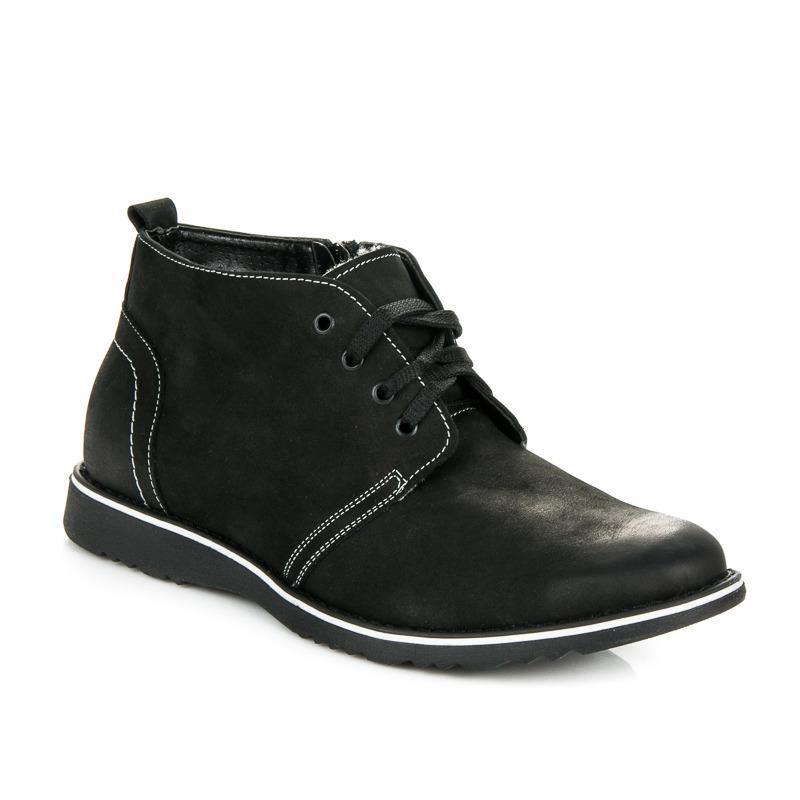 LUCCA Pánské kotníkové boty 0222B