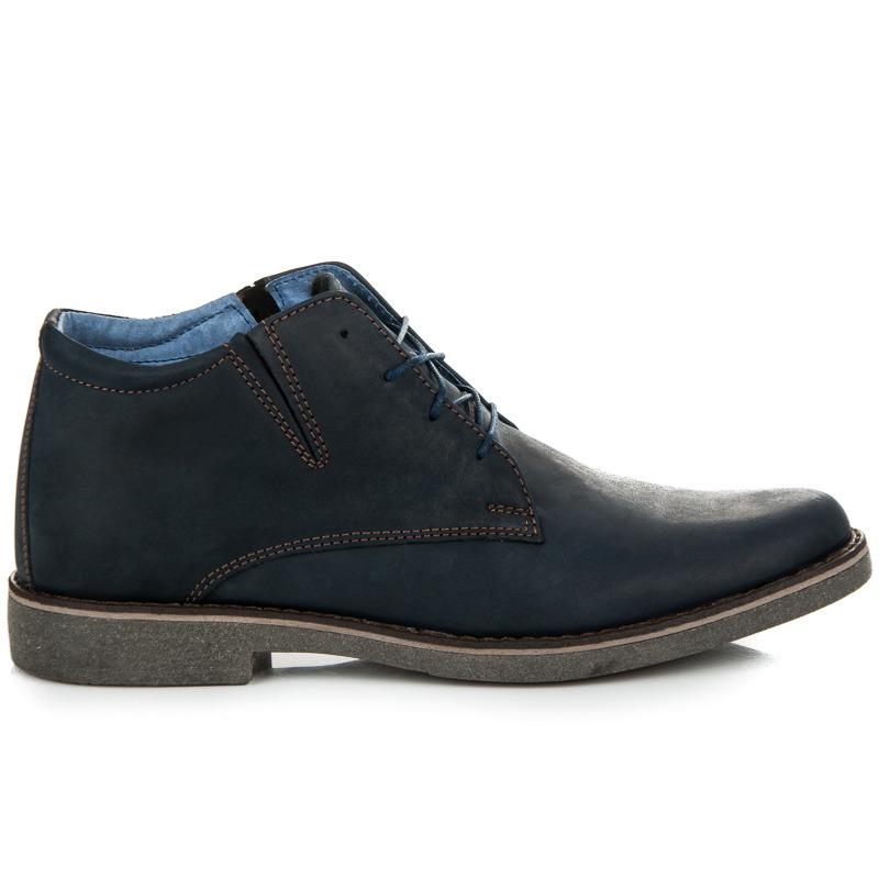 LUCCA Pánské kotníkové boty 056N/N
