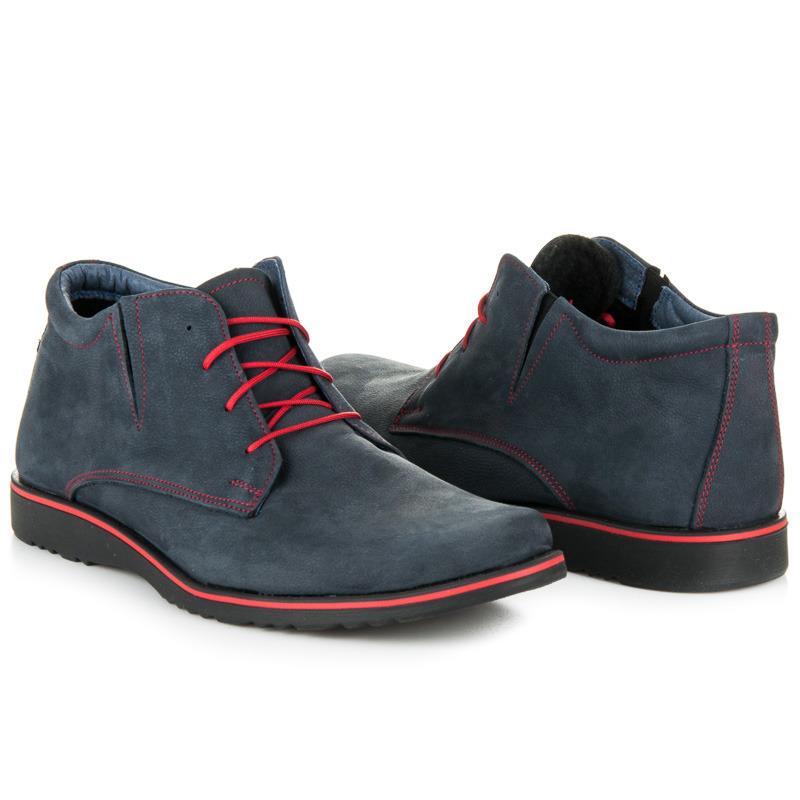 LUCCA Pánské kotníkové boty 059G