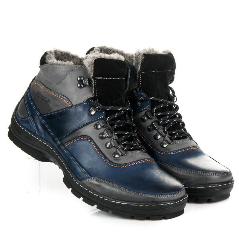 LUCCA Pánské kotníkové boty 1932N/G