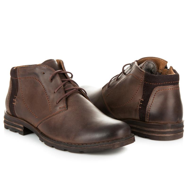 LUCCA Pánské kotníkové boty 270BR