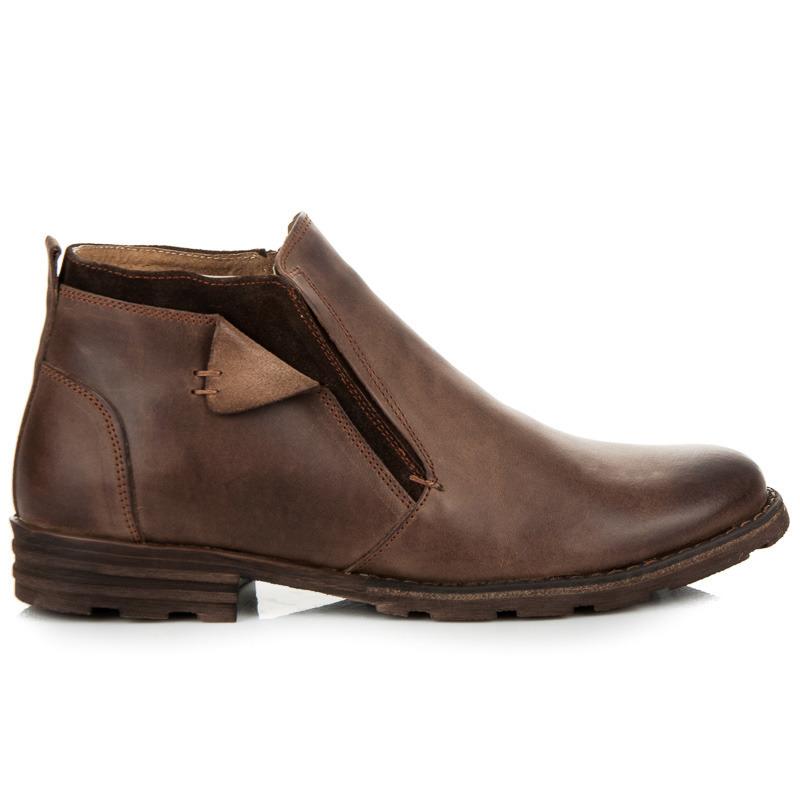 LUCCA Pánské kotníkové boty 271BR