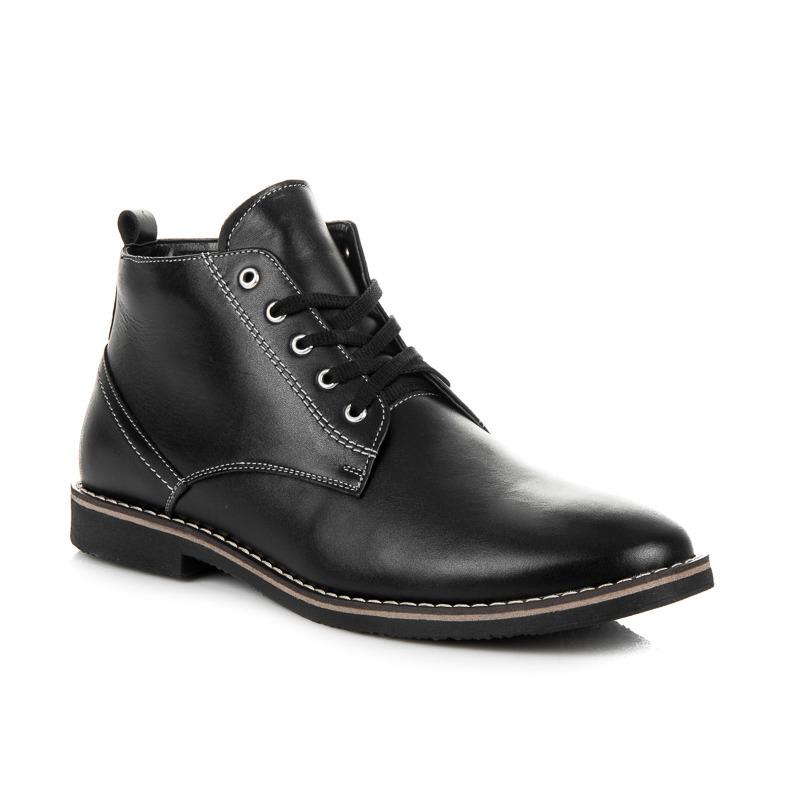 LUCCA Pánské kotníkové boty 350B