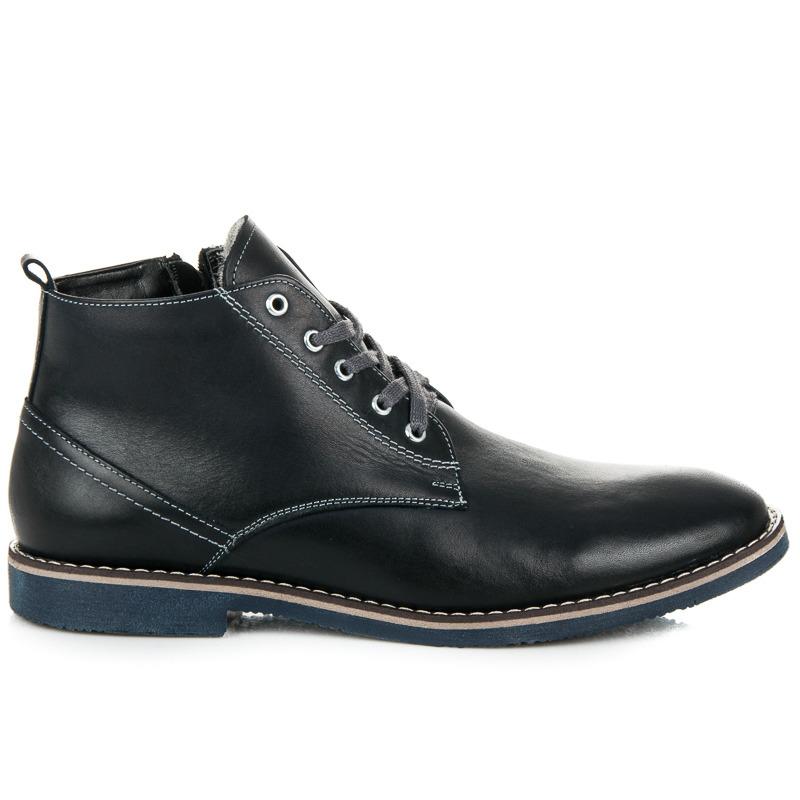 LUCCA Pánské kotníkové boty 350N