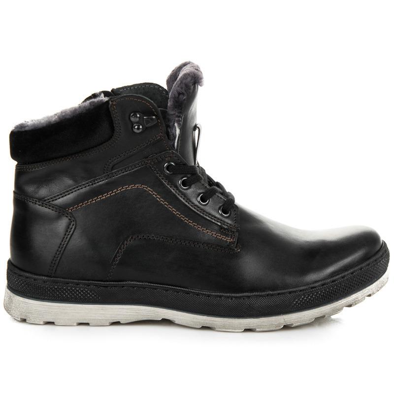 LUCCA Pánské kotníkové boty 4799B