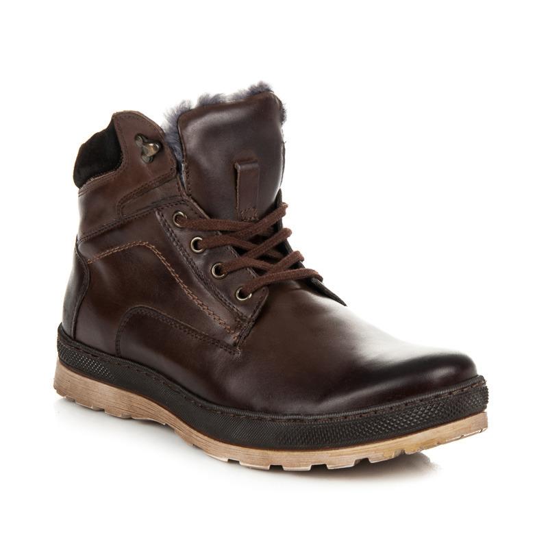 LUCCA Pánské kotníkové boty 4799BR