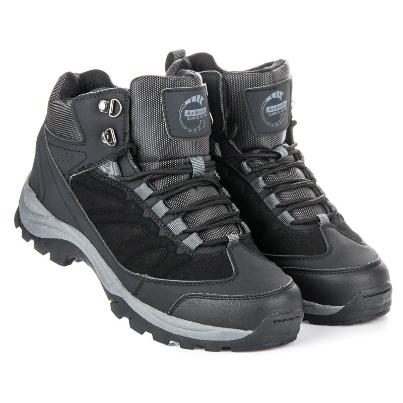 AX BOXING Pánské trekingové boty AP6531B